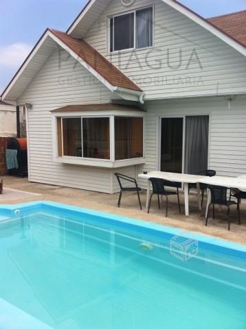 Casa en venta sector residencial Villa Alemana