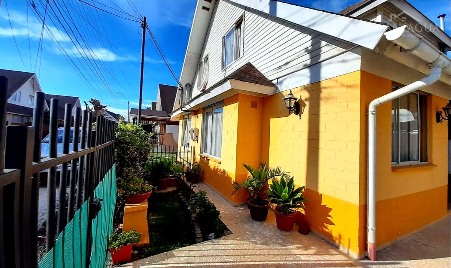 Casa en venta sector Los Pinos, Quilpue.