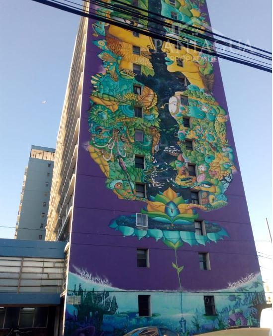 Departamento amoblado en arriendo Centro de Valparaiso.