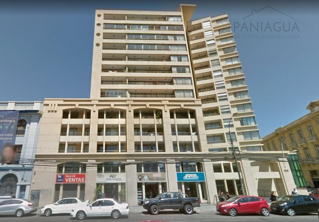 Departamento en arriendo diario, centro Valparaiso.