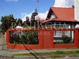 Amplia casa esquina en venta, Chillán Viejo (Gran oportunidad)