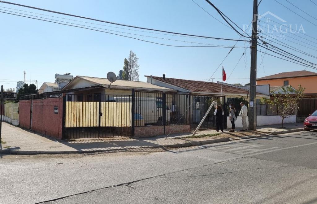 Propiedad en venta (dos casas) sector norte Villa Alemana.