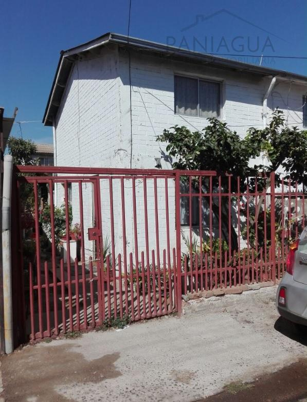 Vende casa solida pareo simple 2 pisos, Villa Alemana