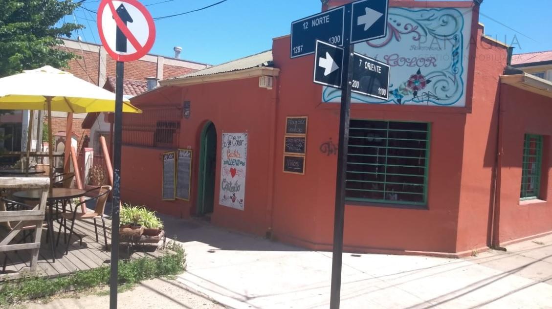 Vende derechos de llaves Restaurante comida chilena