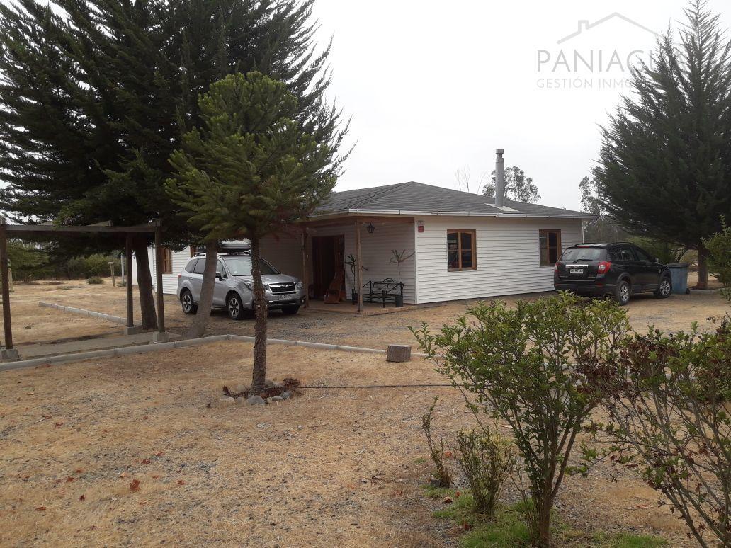 Se vende parcela en Catapilco Condominio La Foresta de Zapallar.