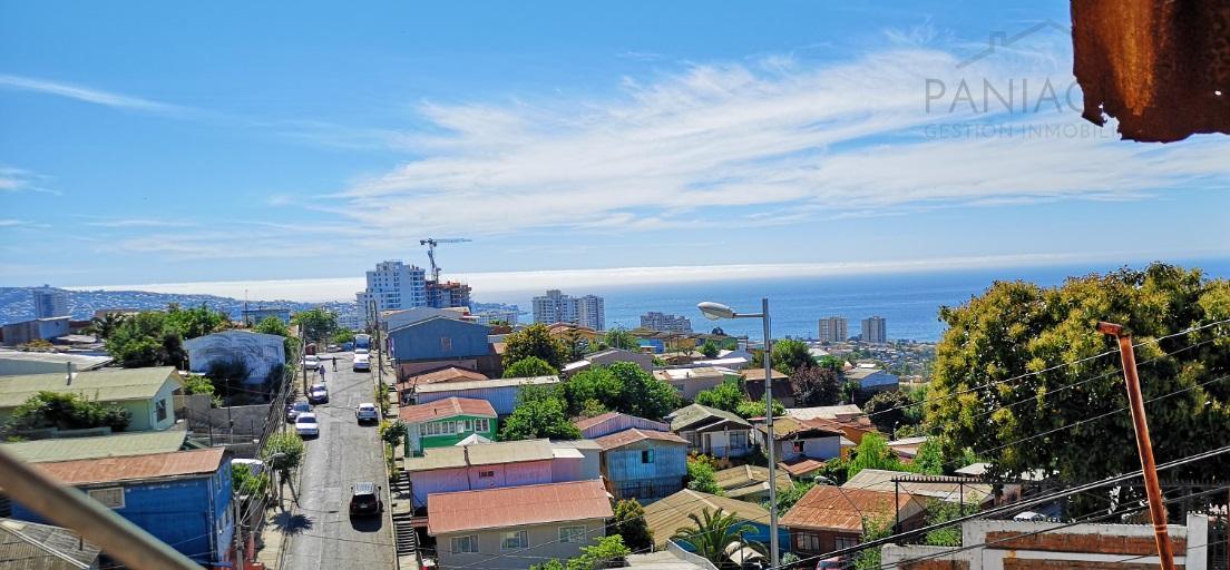 Terreno en venta con casa antigua, Cerro Placeres Valparaiso.