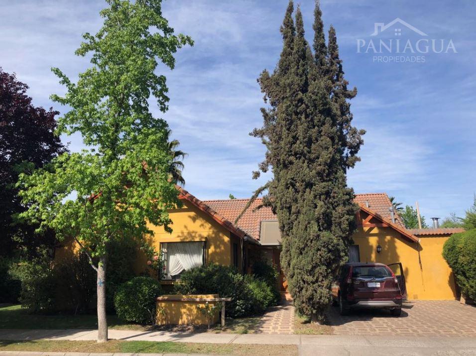 Casa en venta Condominio Lo Herrera San Bernardo.