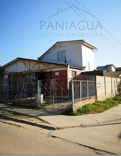 Se vende casa con negocio incluido en Villa Alemana.