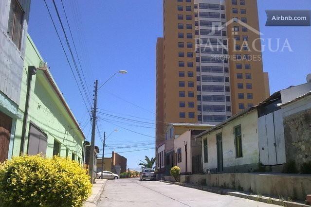 Departamento en venta ideal inversion Baron Valparaiso.