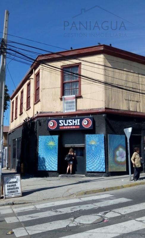 Vende gran propiedad en Avenida Playa Ancha, Valparaiso