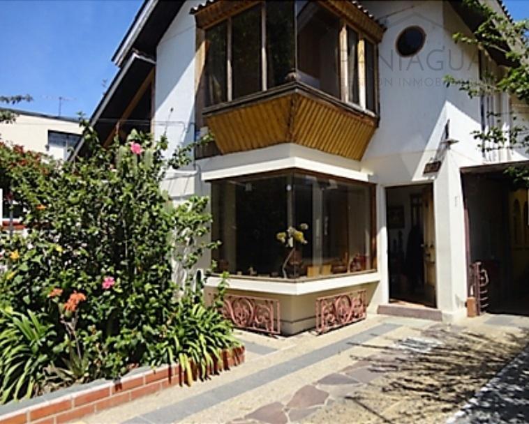 Casa en venta Barrio Norte,Villa Alemana.